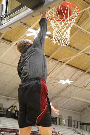 MIT-Harvard Men's Basketball November 9, 2012