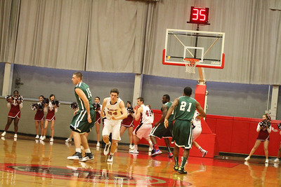 MIT-Newbury Men's Basketball December 1, 2012